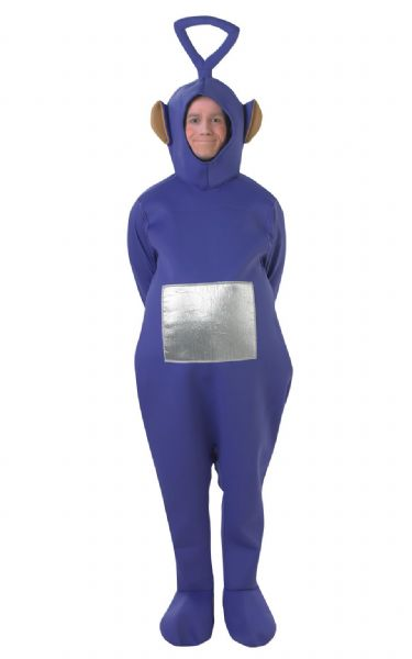 Tinky Winky Adult Costume Teletubbies™